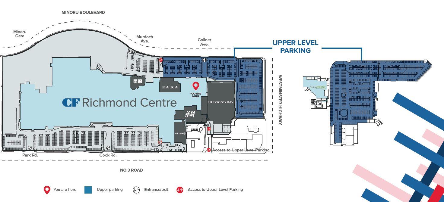 [CF Richmond Centre] - PARKING UPDATE