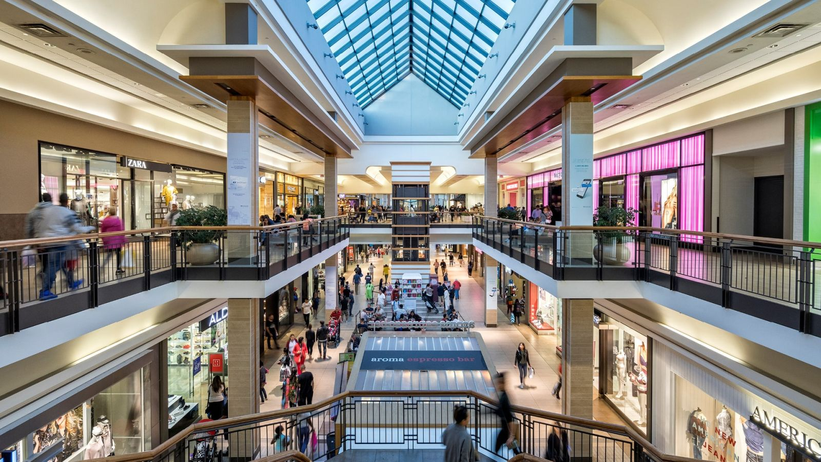 [CF Fairview Mall] - Interior Photo