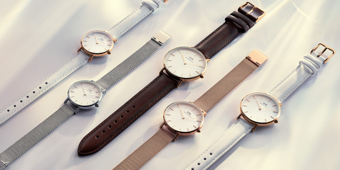 [Image] [offer] Free bracelet or strap, when purchasing a watch