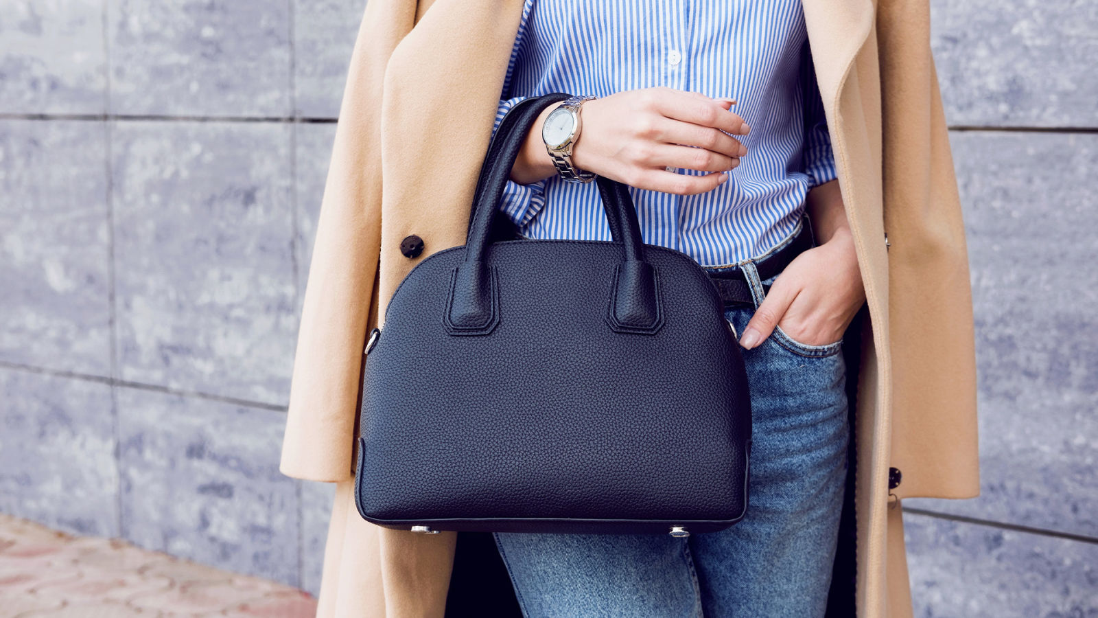 [Shops] - Person With Purse