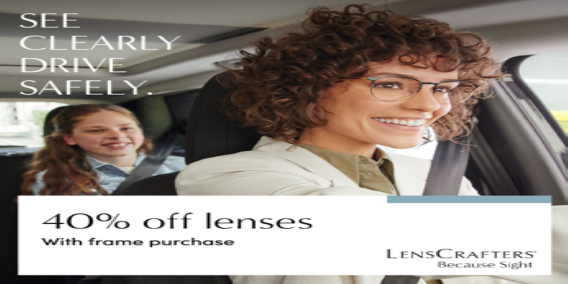 [Image] [offer] See clearly, drive safely.