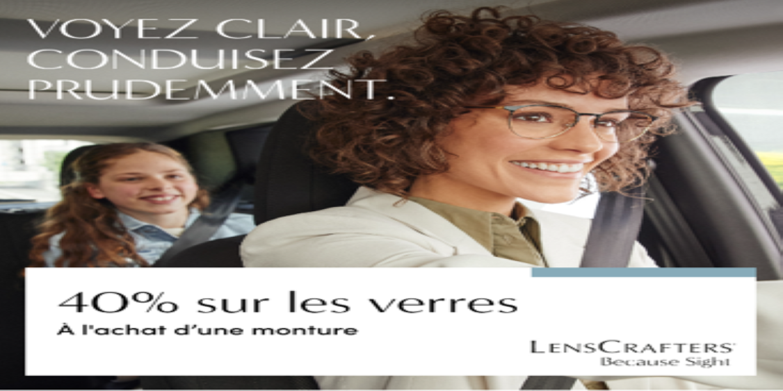 [French] [Image] [offer] See clearly, drive safely.