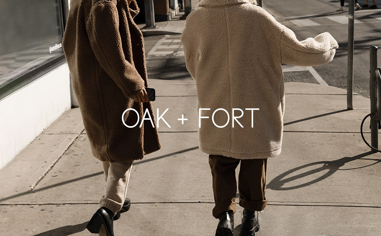 Oak + Fort's New Space