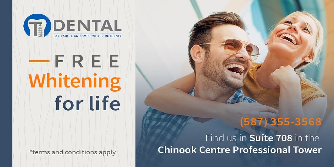 [Image] [offer] Free Whitening For Life!