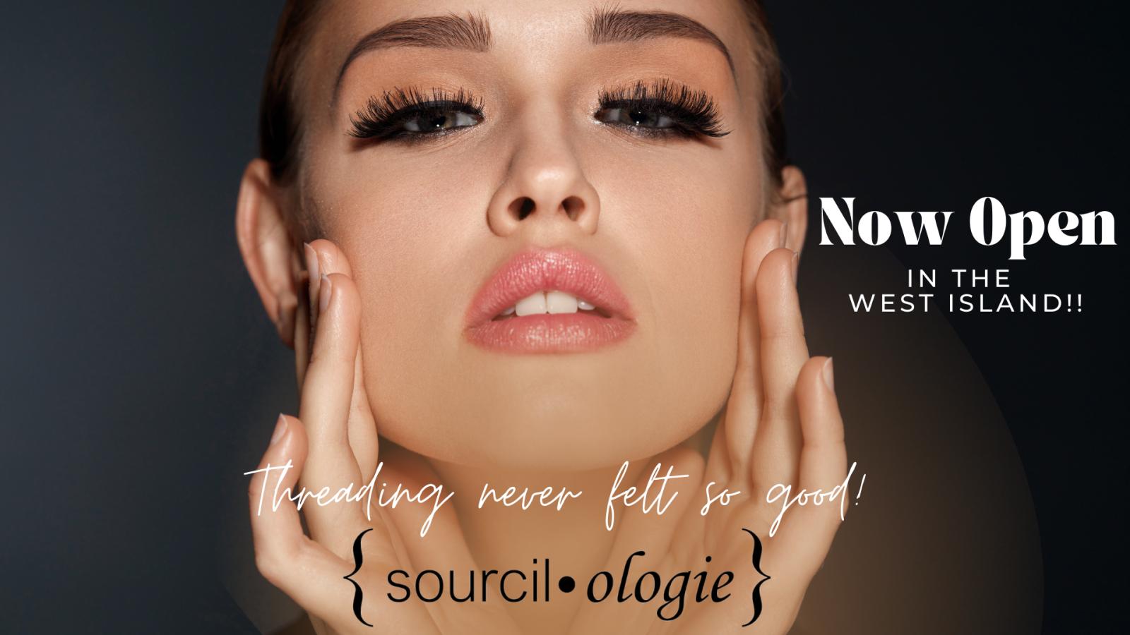 sourcil•ologie is now open