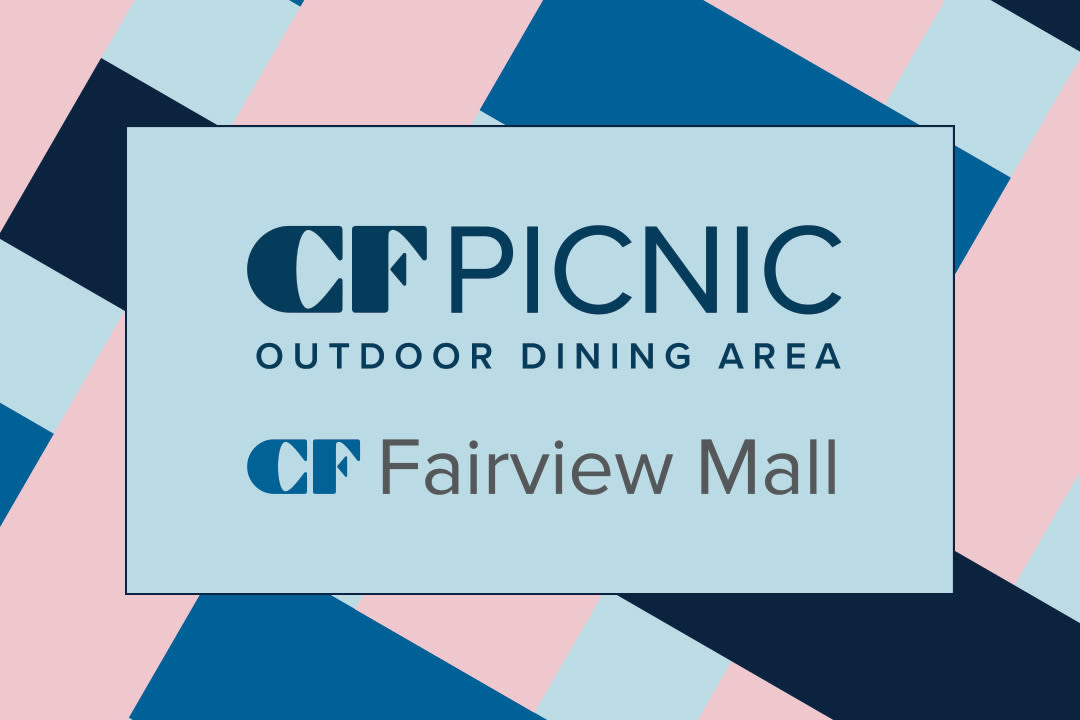 [CF Fairview Mall] - CF Picnic Outdoor Dining Area