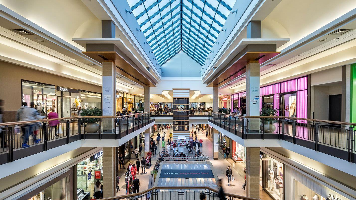 [CF Fairview Mall] - Interior Shot