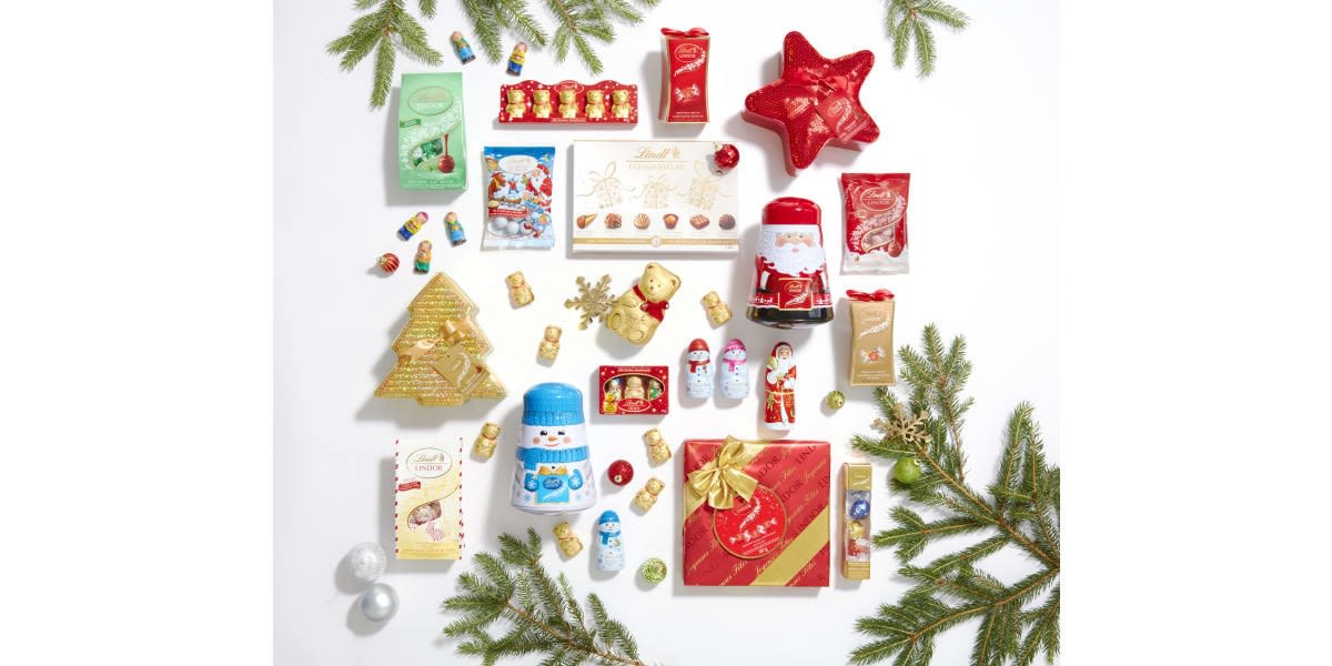 [Image] [offer] Prepare for the Holidays with Lindt!