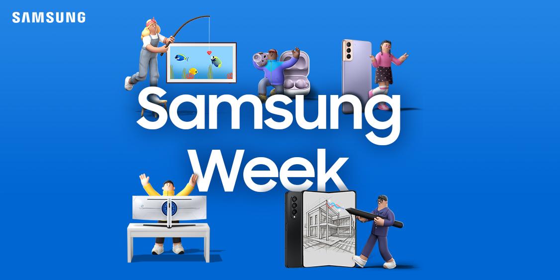 [Image] [offer] Samsung Week