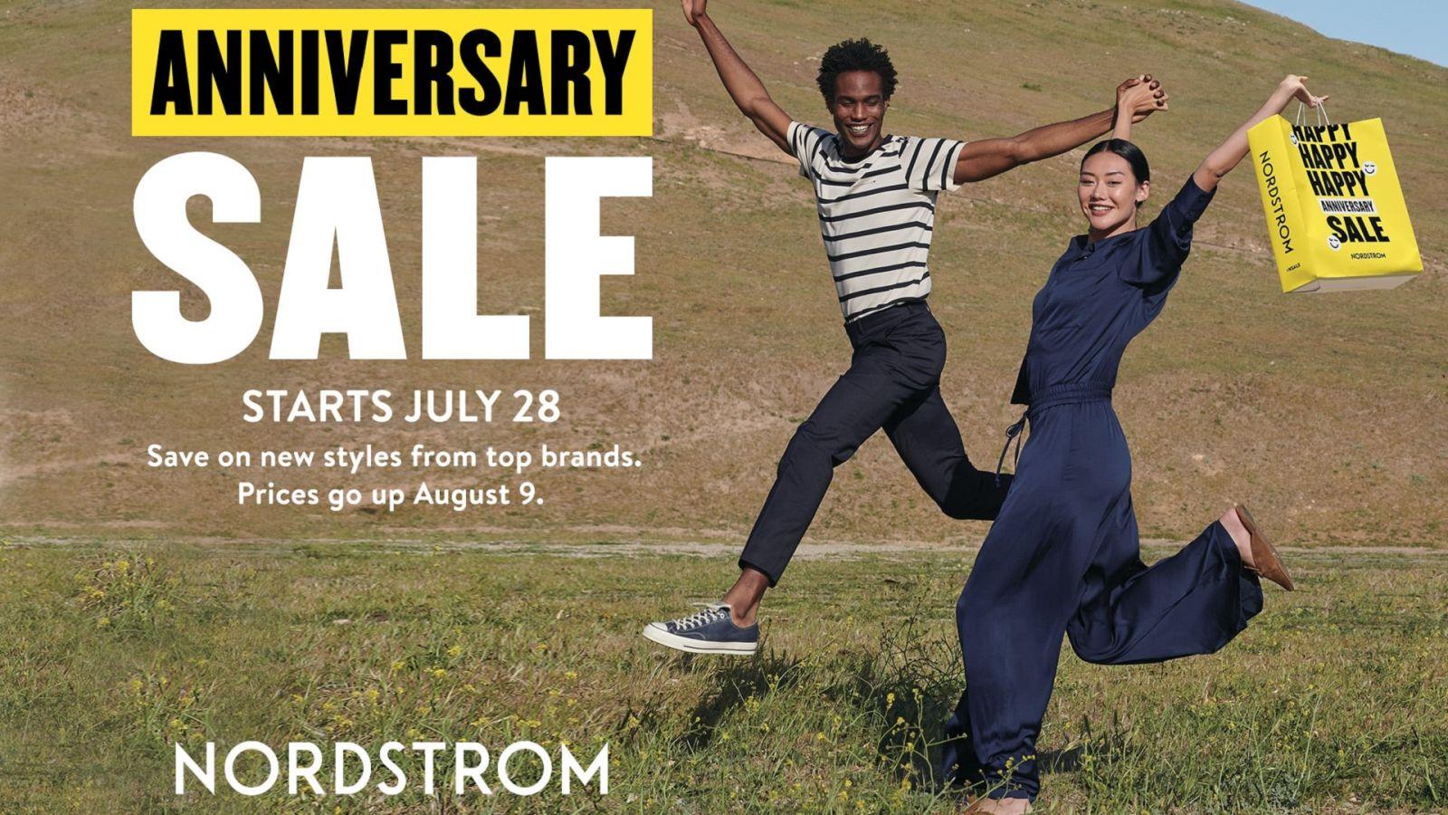 [CF Rideau Centre] - Nordstrom Anniversary Sale