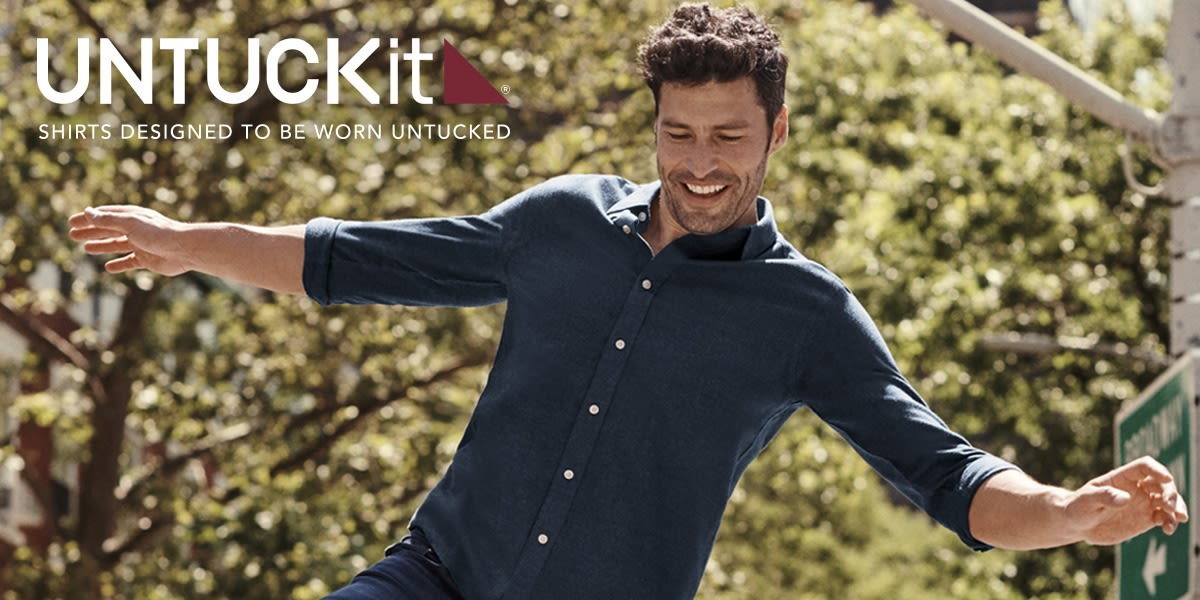 [Image] [offer] Fall Has Arrived at UNTUCKit_Shop Now