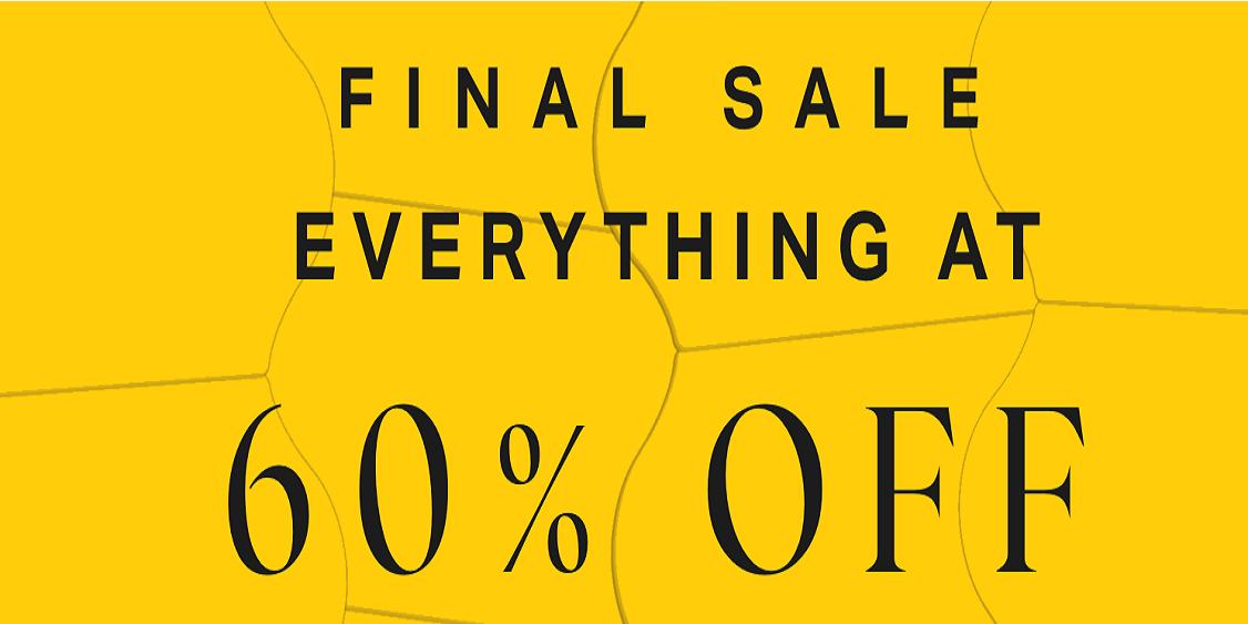 [Image] [offer] Final Sale