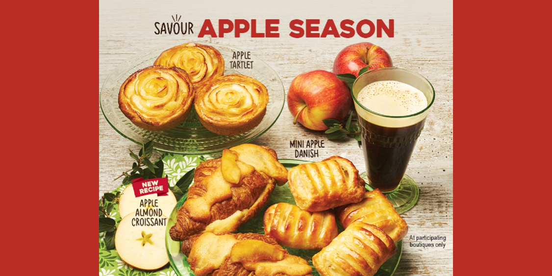 [Image] [offer] Savour apple season