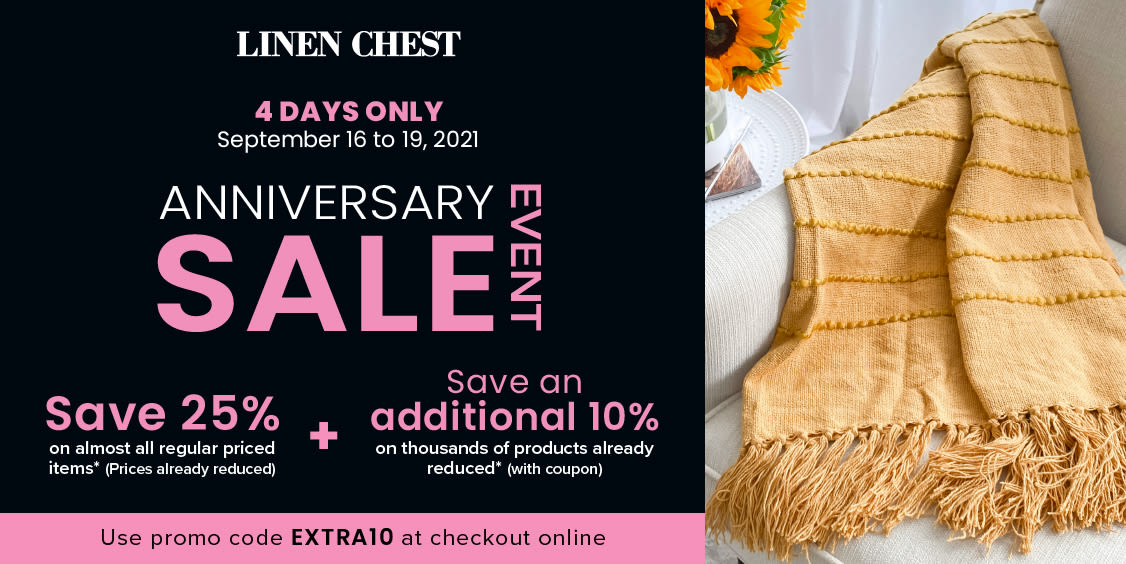 [Image] [offer] Anniversary Sale Event