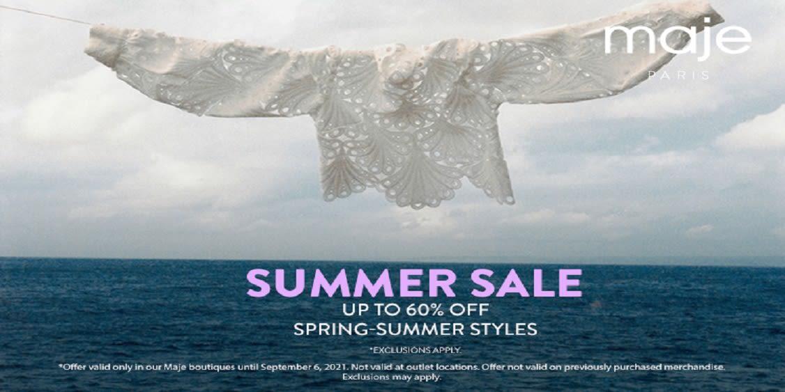 [Image] [offer] Summer Sale