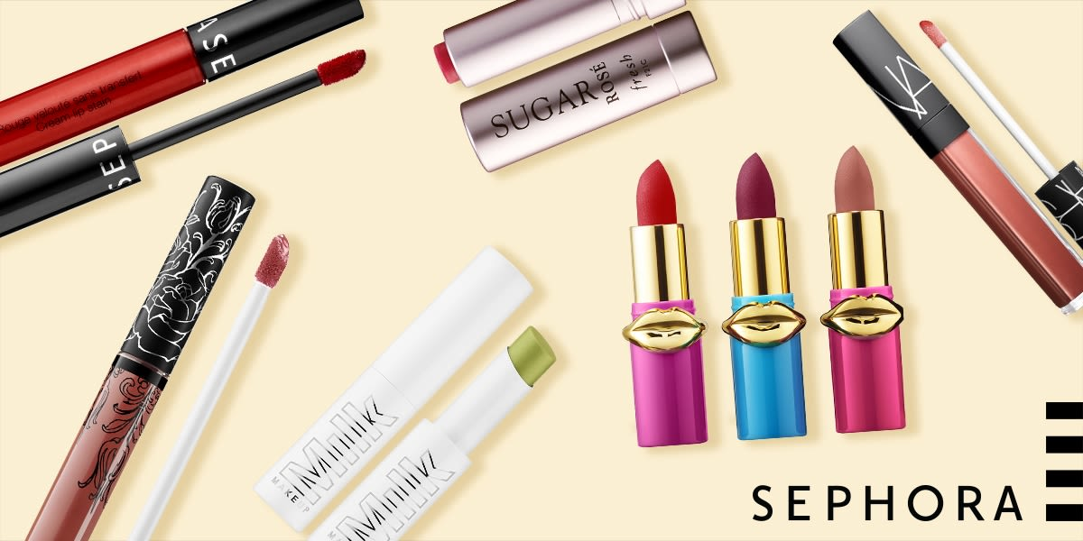 [Image] [offer] Celebrate National Lipstick Day with Sephora