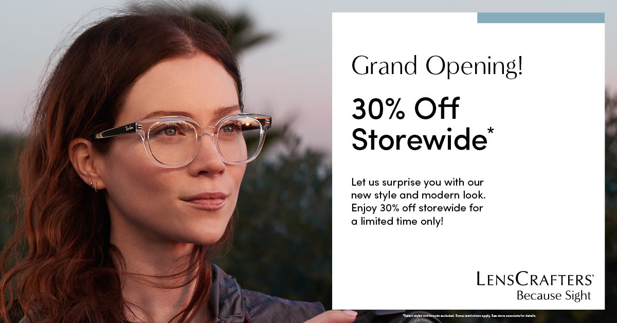 [Image] [offer] Grand Opening!