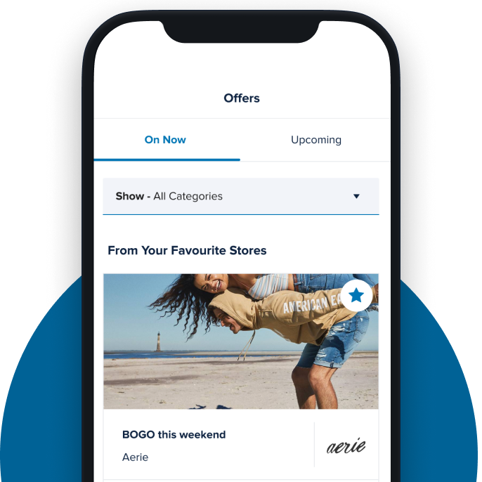 LiVE by CF - Search for products, find stores and save your favourites