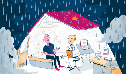 Supporting Care Teams with the Technology They Need When It's Needed