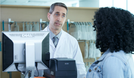Real-Time Benefit Check Functionality Helps Solve Prescription Abandonment