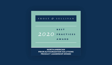 CoverMyMeds Receives Frost & Sullivan 2020 Product Leadership Award