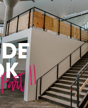 CoverMyMeds Campus Update: A Sneak Peek At Our Workspace – Part Two