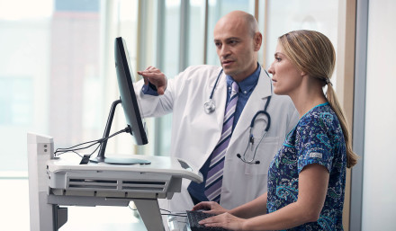 Electronic Prescription Management for Specialty Medications