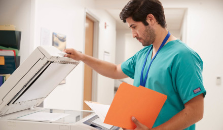 Healthcare Must Move Beyond Fax Machines to Survive COVID-19