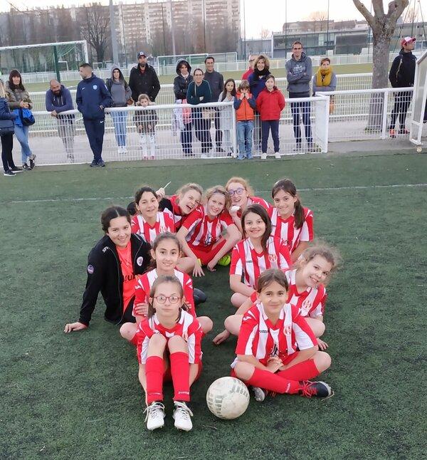 SCP - 2019-02-23 - U13-F - Ladies Occitania 1