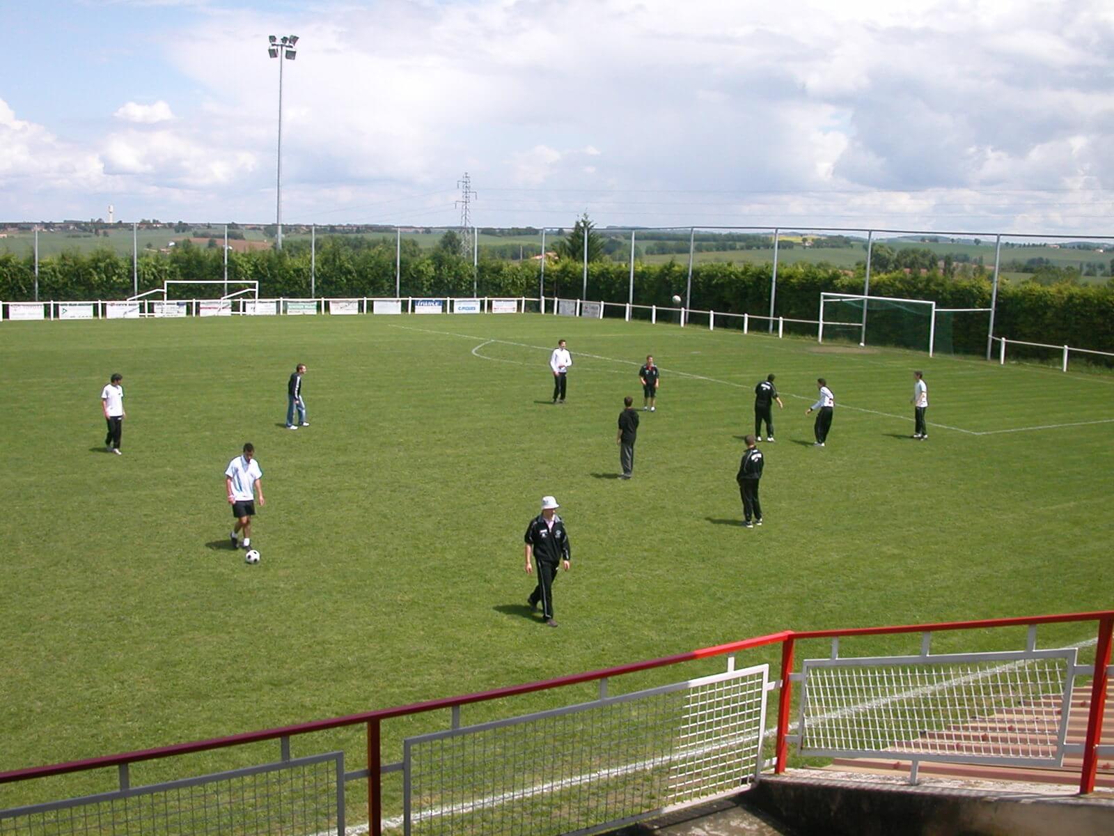 SCP 2007-2008 - 18 ans - Orleix QM (Preignan)