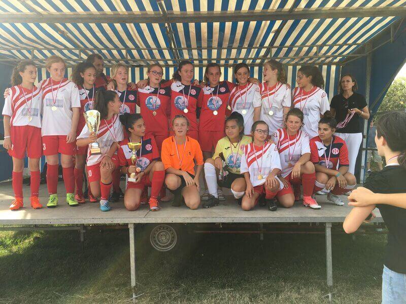 SCP - 2019-09-14 - U15-F - Tournoi à Fontenilles (2)