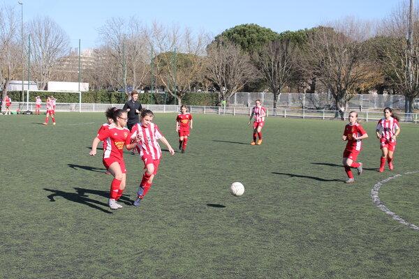 SCP - 2019-02-23 - U13-F - Ladies Occitania 7