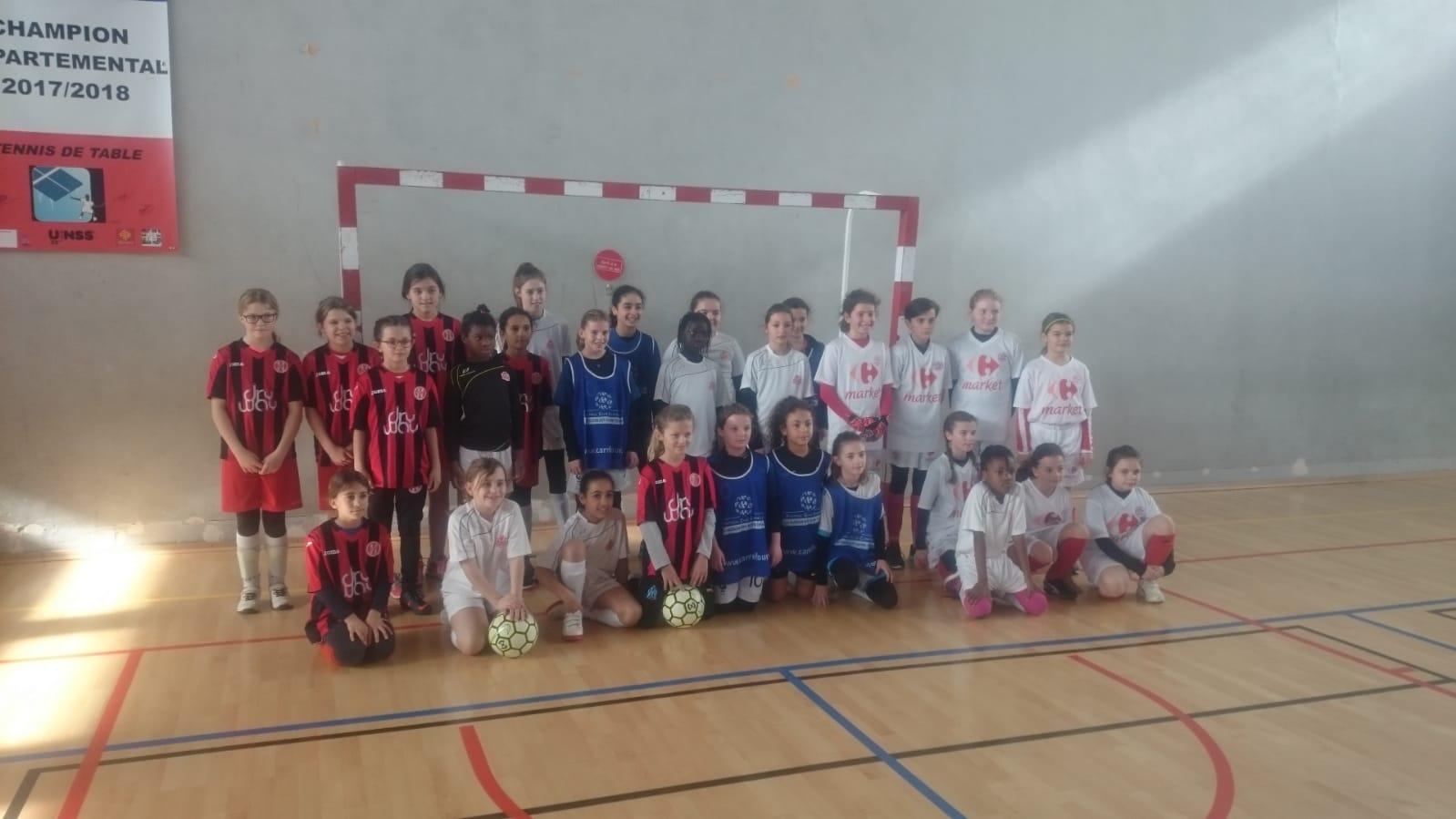 SCP 2019-02-09 - U11-F - Lectoure futsal 2