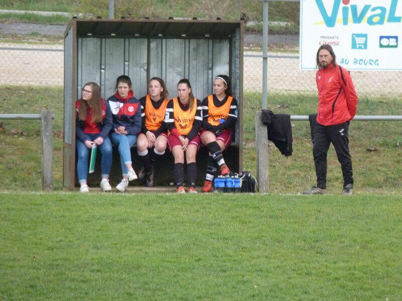 SCP Fontenilles - 2020-01-25 - U18-F - Malause (2)