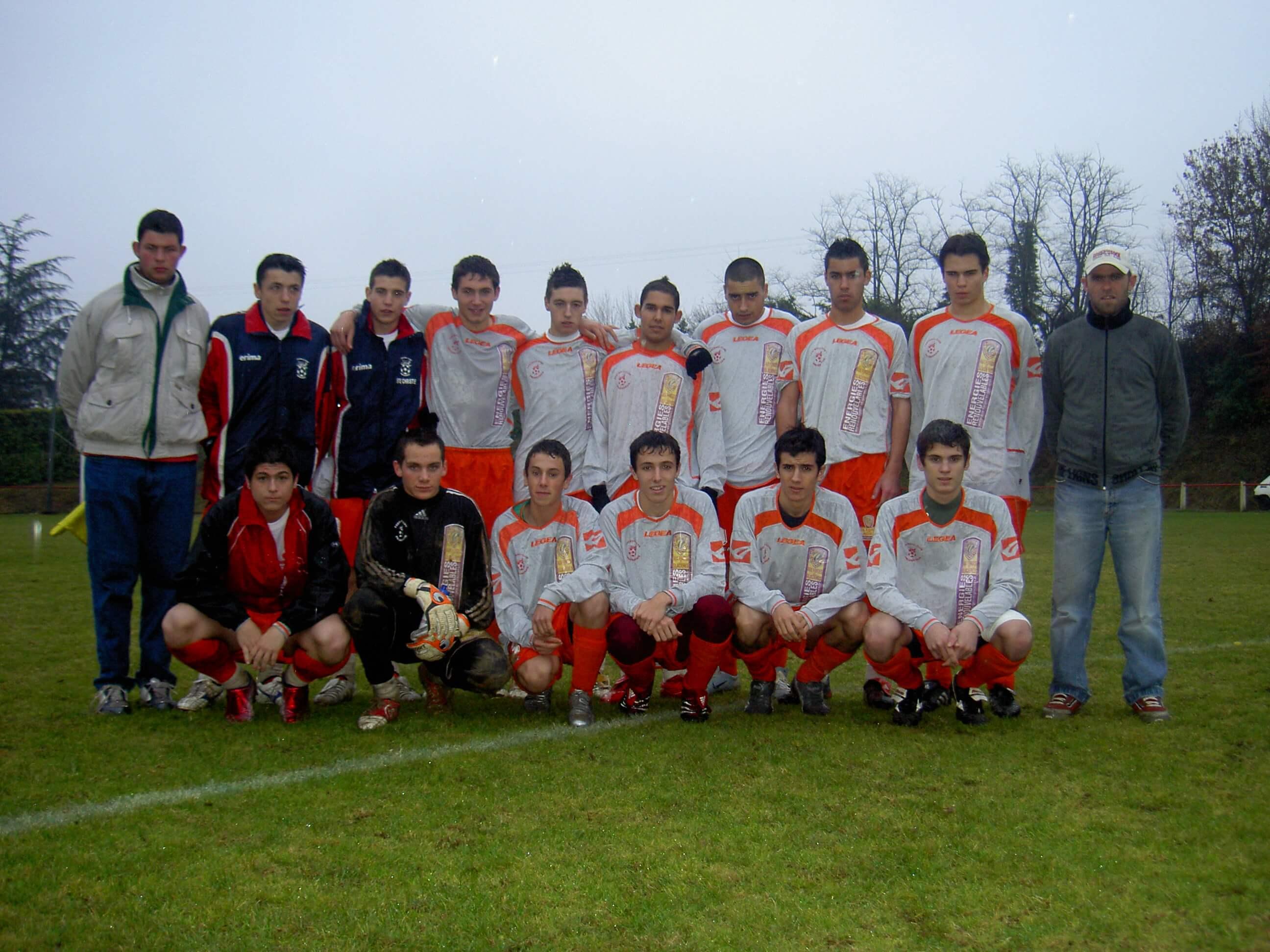 SCP 2007-2008 - 18 ans - AJAA (Aignan)