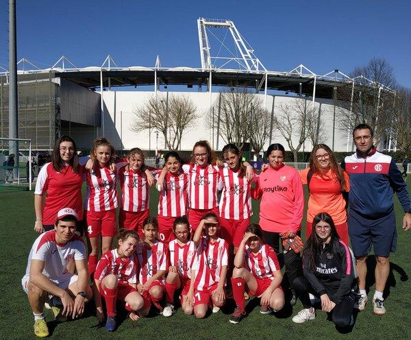 SCP - 2019-02-23 - U13-F - Ladies Occitania 4