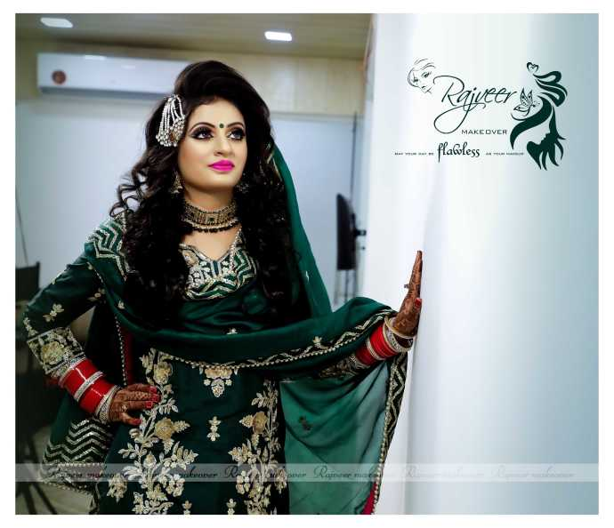 pakistani bridal makeup,