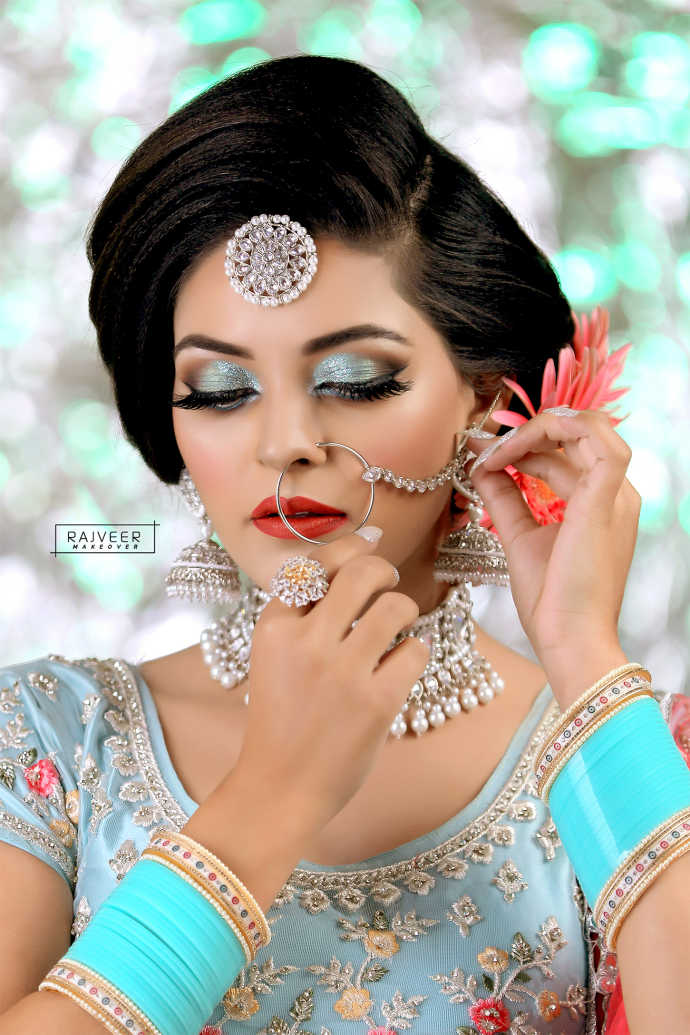 Engagement Makeup & Respection Makeup