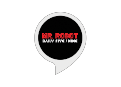 Mr. Robot Daily Five Nine