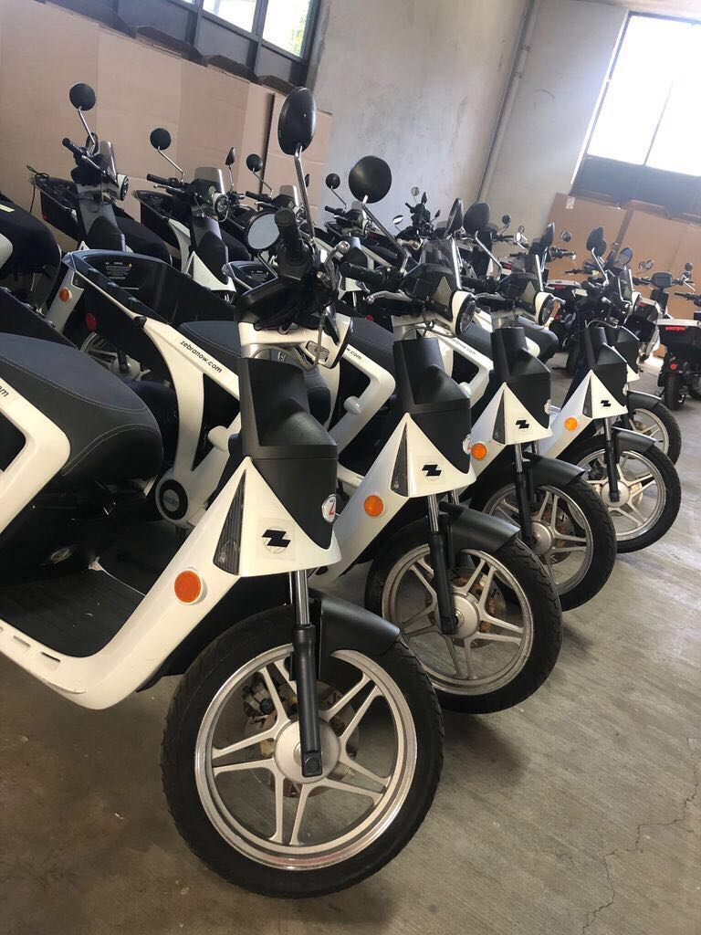 many-scooters