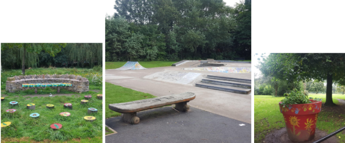 Images of Lostock park