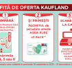 "Promoția ""Pampers Aqua Pure servetele umede - pachet extra la Kaufland"""