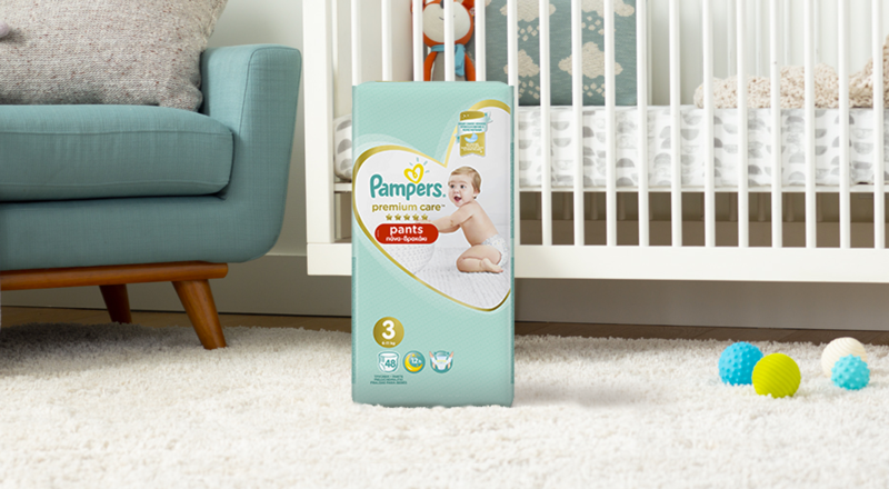 Pampers® Premium Care Pants™