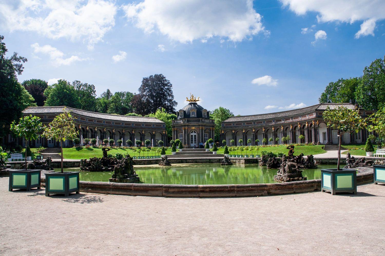 Bayreuth Ansicht Schloss