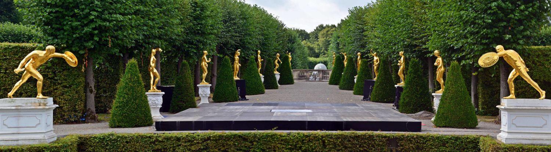 Herrenhäuser Garten von Hannover