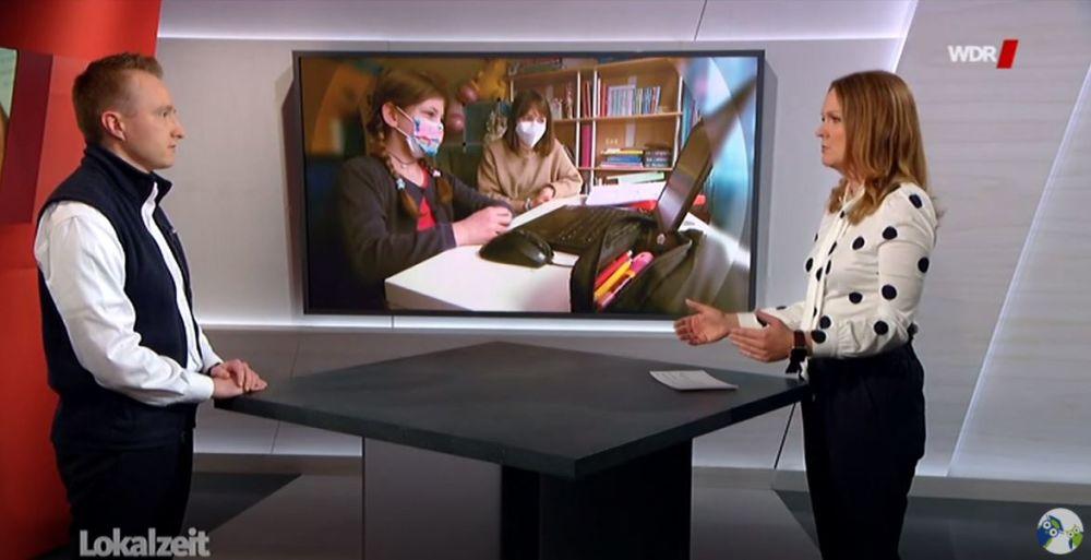 Video-Still WDR Lokalzeit