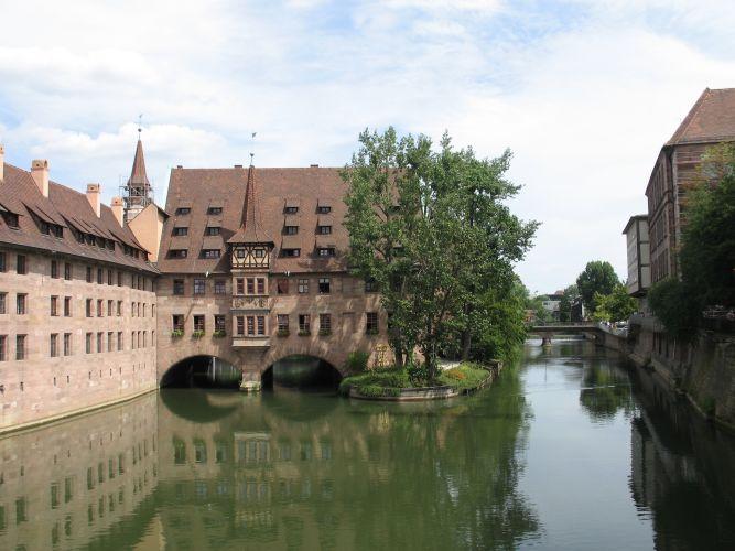 Nürnberg Kanal