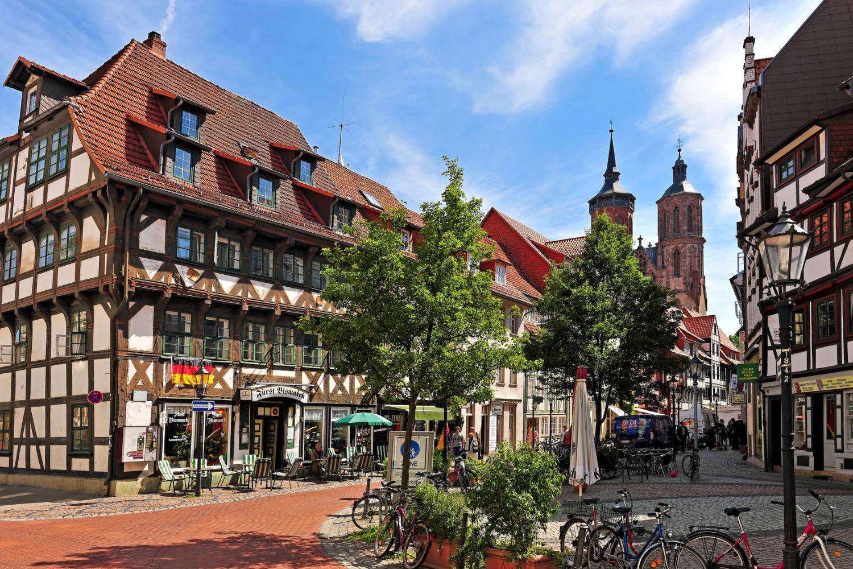 Göttingen Historisches Zentrum