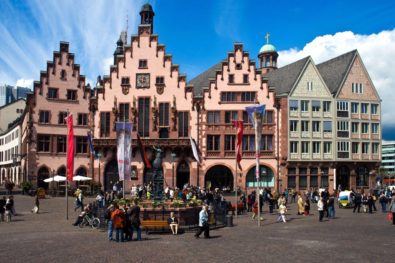 Stadtzentrum Frankfurt am Main