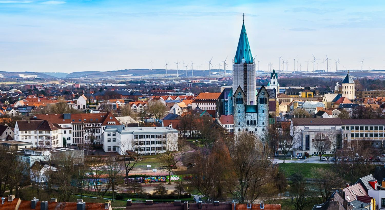 Panorama Paderborn